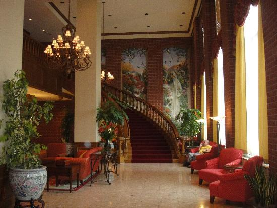 The Cornhusker, A Marriott Hotel: Lobby 2