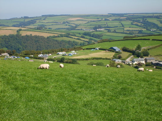 Exmoor National Park bed and breakfasts