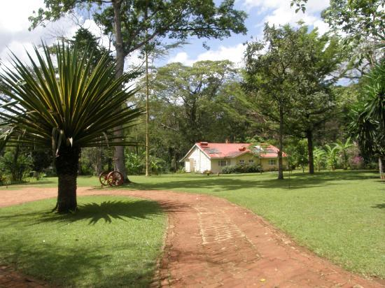 Van Rondo Retreat Centre Kakamega Foto Pension Tripadvisor