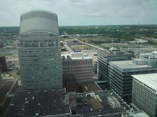 Des Moines Marriott Downtown: Room View