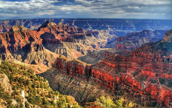 Chandler, AZ : The Grand Canyon 
