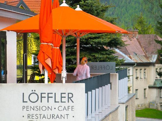 Pension-Cafe-Restaurant Loffler: Loeffler Pension, Semmering, Austria