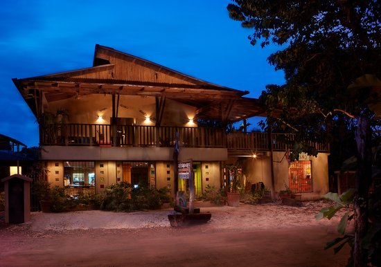 Photo of Cafe Playa Negra, Restaurant & Hotel
