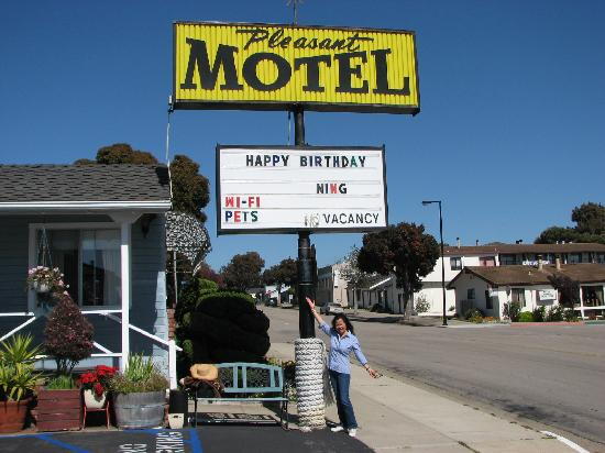 Pleasant Inn Motel: Pleasant Motel