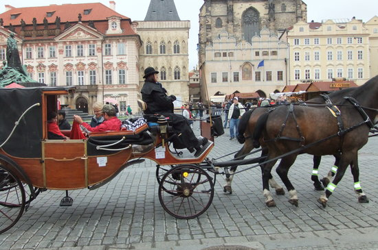 Prague, Czech Republic: Coach