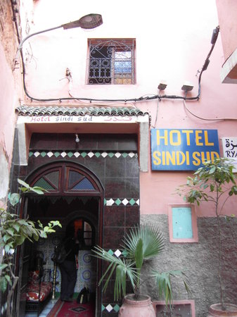 Photo of Hotel Sindi Sud Marrakech
