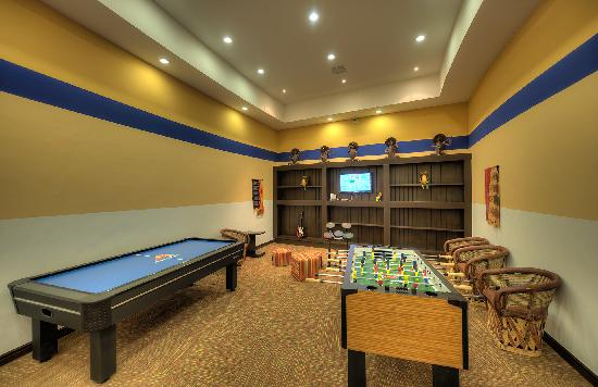 Welk Resorts Sirena Del Mar: Game room