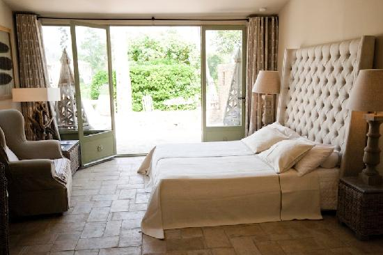 Maison 9: Our room. Absolutely romantic and love in every detail...
