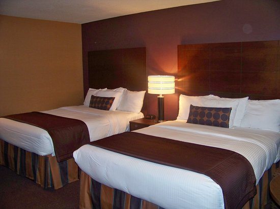 BEST WESTERN PLUS Stovall's Inn: new room photo