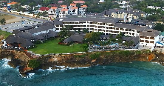 Sea Cliff Hotel: Hotel Aerial Photo