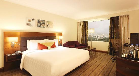 Hilton Garden Inn New Delhi/Saket: Hilton Evolution Guest Room
