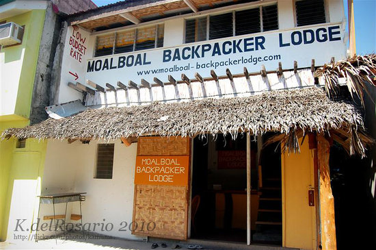 Moalboal Backpacker Lodge