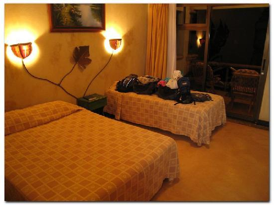 Roca Verde: 2 Double beds and nice decor