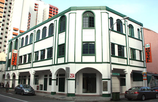 Photo of Footprints Hostel Singapore