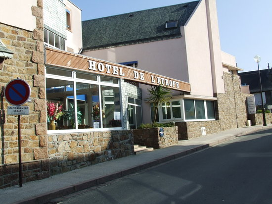 Photo of Hotel de l'Europe Perros-Guirec