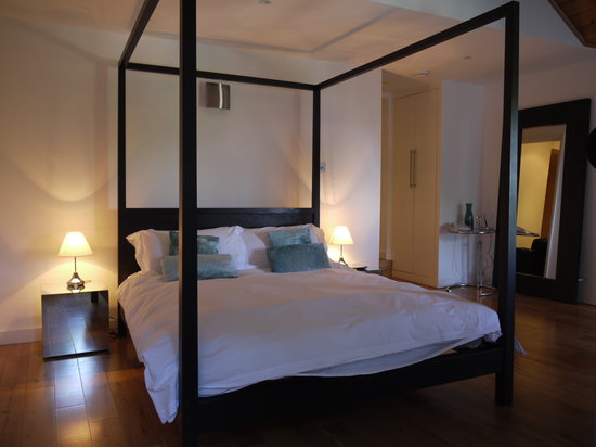 The Cove Cornwall: Bedroom apt 8