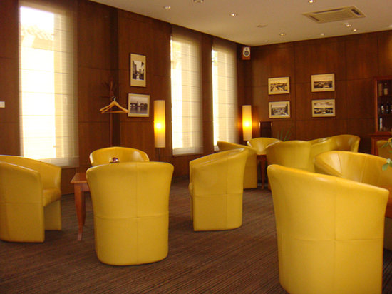 Daugirdas Hotel: lobby