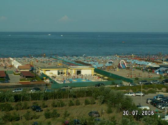 Sottomarina, Italia: piscina