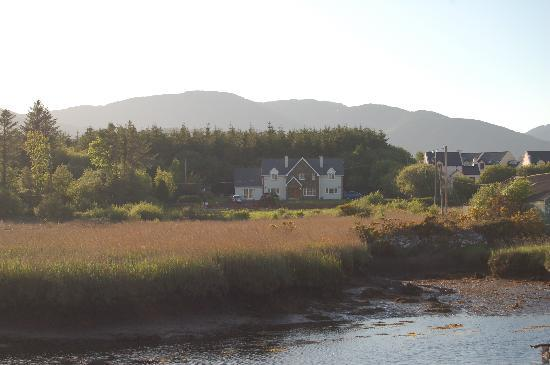 sneem river lodge, beautiful