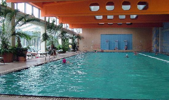 Swimming Pool Picture Of Baltic Beach Hotel Jurmala Tripadvisor