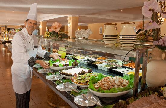 Hotel Club Augusta : Our Restaurant-Buffet