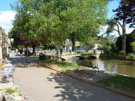 Bourton-on-the-Water, UK: A beautiful place