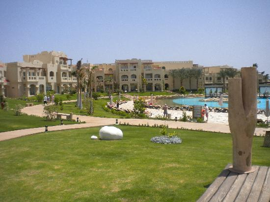 Rixos Sharm El Sheikh: part of the hotel grounds