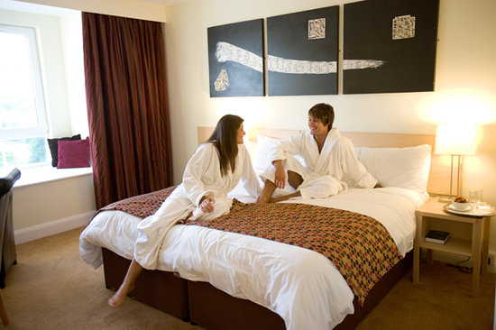 Hillgrove Hotel, Leisure & Spa: Luxurious 4 Star Bedrooms