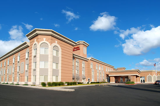 Hampton Inn & Suites SLC Airport: We love having you here!