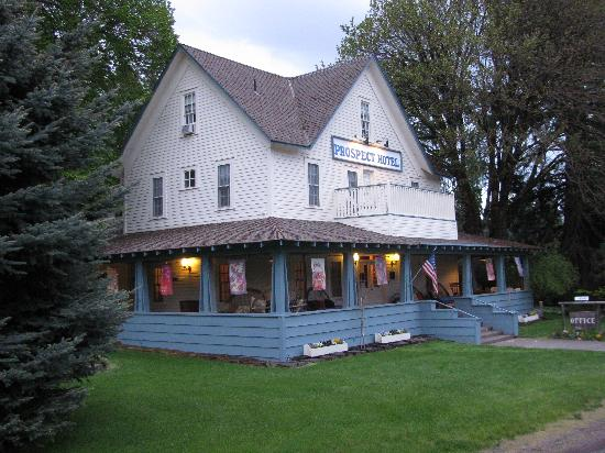 Prospect Historic Hotel - Motel and Dinner House: Prospect Historic Hotel