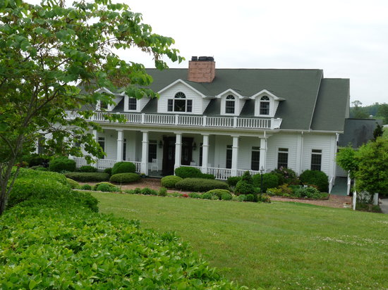 Whitestone Country Inn: The Farmhouse where we stayed