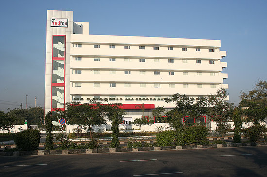 Red Fox Hotel Jaipur