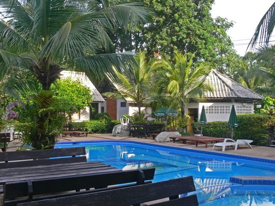 The Beach Garden Resort Pattaya Hotel