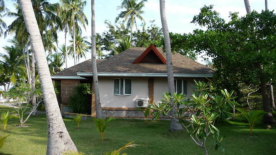 Beach Resort Villa Kaanit