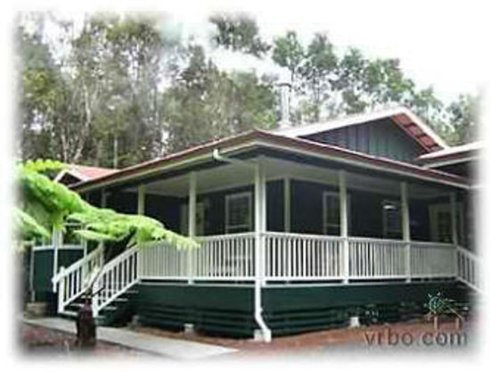 Kilauea Volcano Cottages: Volcano Cottage ( 2 BR, 2 BA)