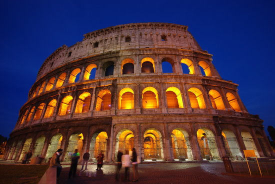 Rome, Italy: .