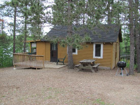 Northern Lights Lodge: Cabin 4