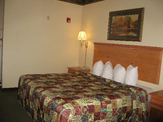 Country Inn & Suites By Carlson, Round Rock: Rm 122