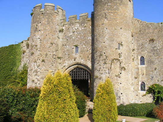 Crawley, UK : Amberley Castle 