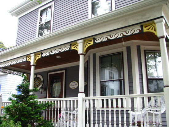 Jersey Hill Bed & Breakfast: outside