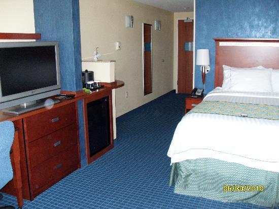 Courtyard by Marriott Fort Myers - Gulf Coast Town Center: King Bedroom