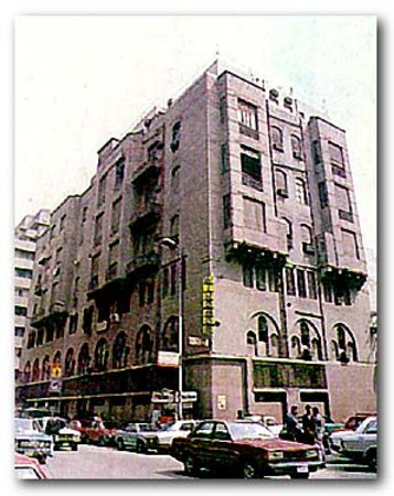 Windsor Hotel Cairo: Built in1899