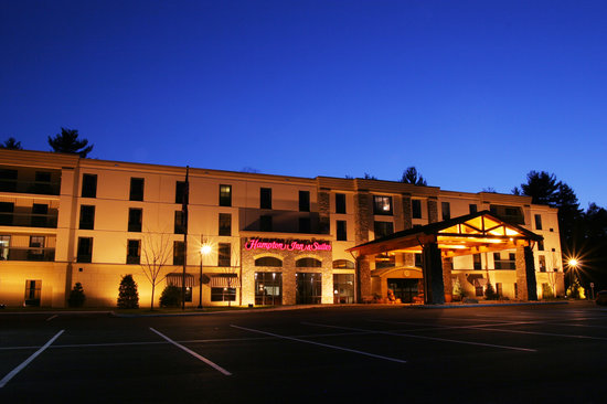 Hampton Inn & Suites Lake George : Welcome to the Hampton Inn and Suites Lake George!
