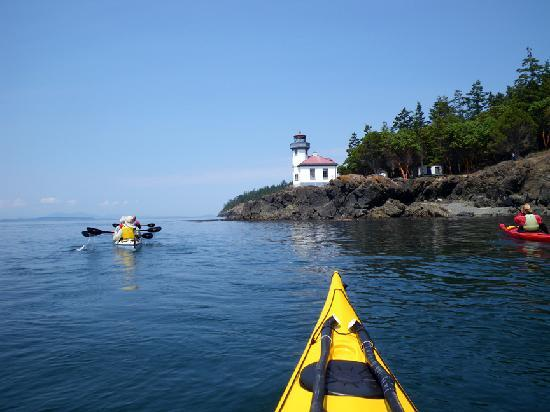 Friday Harbor, Etat de Washington : Kayak Day Tours