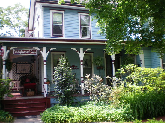 New Hope's 1870 Wedgwood Bed and Breakfast Inn