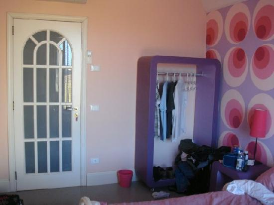 "C.C.Ly Hostel: ""pink room"" at CCLY hostel"