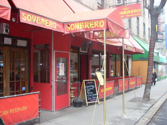 Sombrero Mexican, New York City - Restaurant Reviews - TripAdvisor