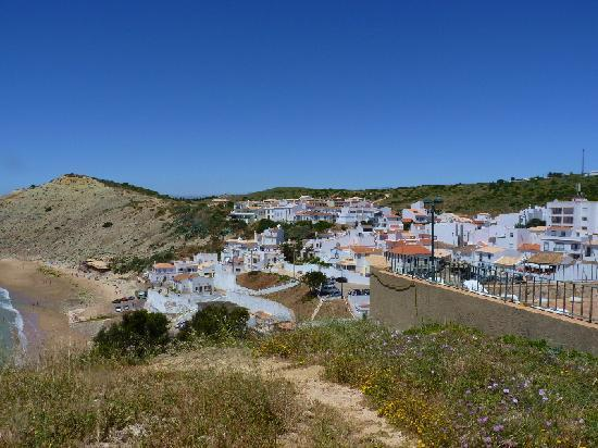 Salsalito: Burgau, a ten minute stroll away