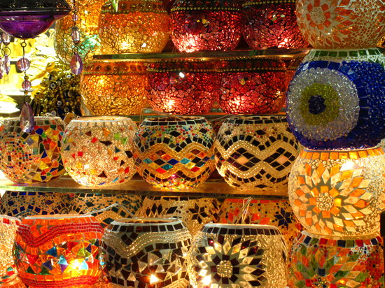 Istanbul, Turquie : LE BAZAR EGYPTIEN 