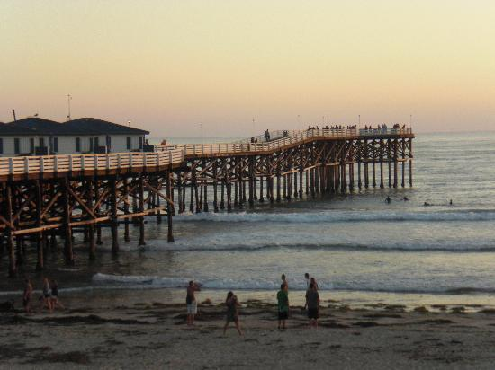 The Beach Cottages : Crystal Pier 
